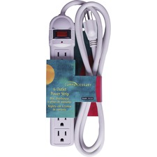 6-Outlet Power Stri