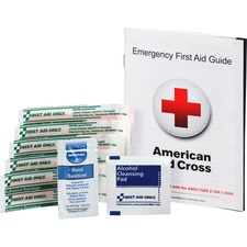 First Aid Guide Ref