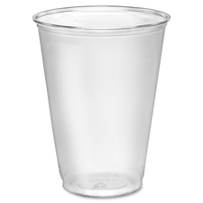 7oz Clear Plastic C