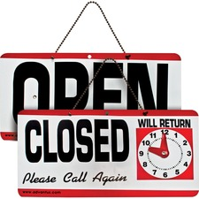 Open/Closed Sign wi